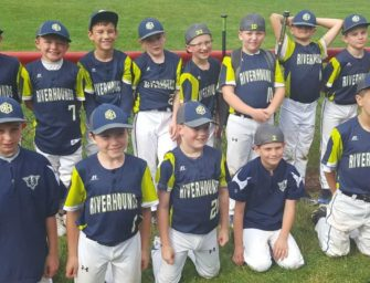 Clarion Riverhounds Go 2-0 At West Middlesex Baseball Tournament (06/18/2018)