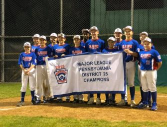 Clarion 11-12 All-Stars Win 2018 District 25 Title (07/10/2018)