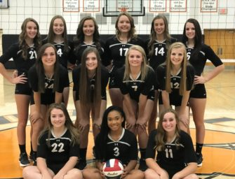Clarion Varsity Volleyball Report: Sept. 10-13 (09/17/2018)