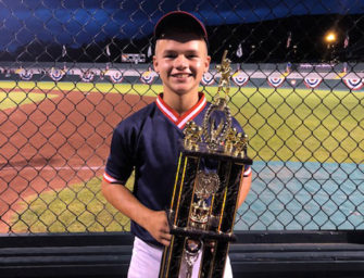 Dawson Smail Wins Prestigious King Of Swat Home-Run Derby At Cooperstown Dreams Park, Joins His Idol Bryce Harper (08/27/18)