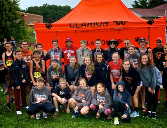 Clarion Area Boys And Girls Varsity Cross Country Score At The Top At Rig Red Invitational (09/10/18)