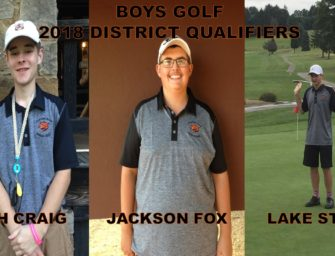 Three Bobcat Golfers Qualify For Districts (09/20/2018)