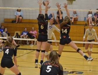 Volleyball Opens Season at Northern Cambria Tournament (09/05/2018)