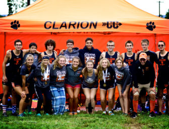 Clarion Area Bobcat Cross Country Team Does Great At PIAA Foundation Invitational, Boys Finish 5th, Girls Take 6th (09/21/18)