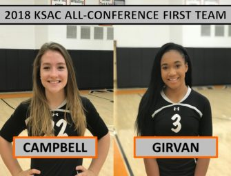 Six Bobcats Named All-Conference In Volleyball (11/11/2018)