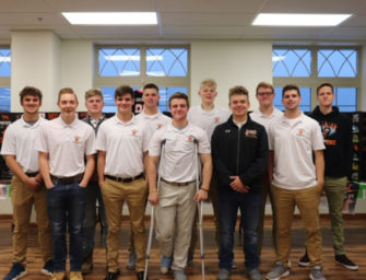 Bobcat Football Team And Booster Club Hold Annual Team Banquet (11/24/18)