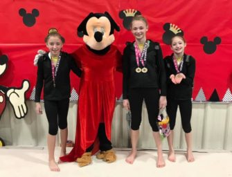 Leap Of Faith Has Fine Showing At Toon Town Gymnastics Invite (02/07/19)