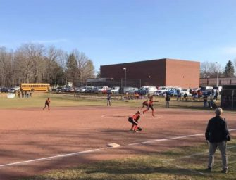 Constantino Pitches Clarion Softball To Season Opening Win (03/29/2019)