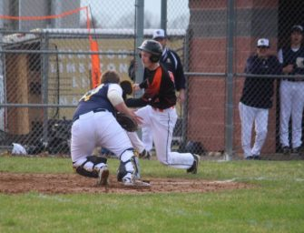 Clarion Edges C-L On The Diamond (04/23/2019)