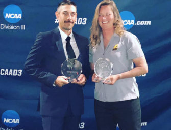 Former Clarion Area Athlete And Track And Field Coach Wins Big Award (05/31/19)