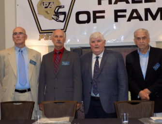 Great Day In Harrisburg As Former Redbank Valley Coach Dave Moore Is Inducted To PSFCA Hall Of Fame (05/28/19)
