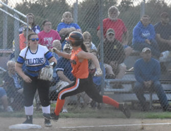 Lady Cats Use Solid Pitching And Offense To Down Lady Falcons And Advance To D9 1A Softball Finals (05/25/19)