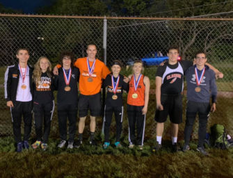 Great Showing At Districts For Bobcat Track And Field; MVP Laken Lewis, Eva Lerch, Phylicia Hockman, Noah Schill Head To States (05/19/19)
