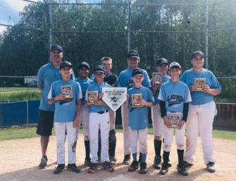 Clarion Cougars Win 2019 12-U Outlaw Shootout Baseball Tournament In Waterford (06/12/19)