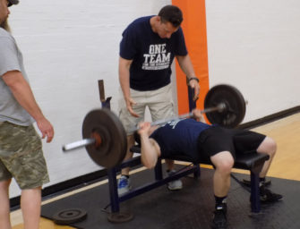 Clarion Bobcat Football Holds Lift-A-Thon (06/11/19)