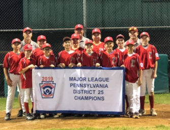 Clarion Little League 12U All-Stars Fine Year Comes To An End (07/23/19)