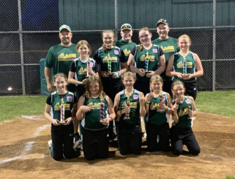 Ace Concrete & Excavating Wins Clarion Little League Softball Championship Game (07/03/19)
