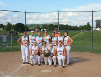 Tri-City Thunder Finishes Great 16 Year Run By Capturing Olean Synergy Championship (08/03/19)
