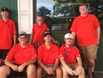 Golf Roundup: McKayla Kerle Medalist In Girls Meet, Boys Win Two Behind Josh Craig's Medalist Rounds (09/15/19)