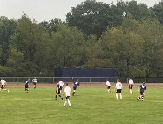 Clarion-Limestone Soccer Has Good Scrimmage Against Keystone (09/01/19)