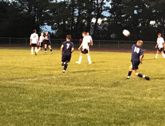 Lions Boys Soccer Team Downs Panthers (09/15/19)