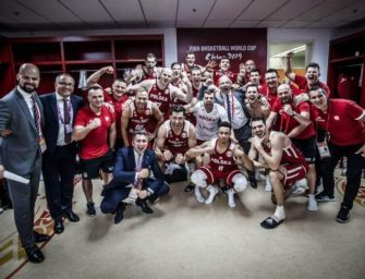 Clarion's Own Mike Taylor And Polish National Basketball Team Conclude Great FIBA World Cup Run, Earn Olympic Qualifier Tournament Bid (09/14/19)