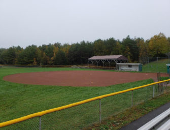 Local Entities Collaborate To Give Paul A. Weaver Park Softball Field A Facelift (10/16/19)
