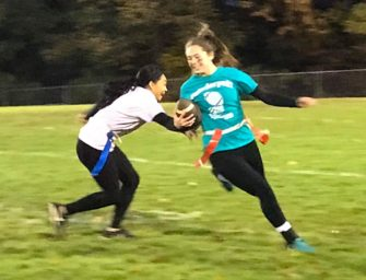 Clarion Area Holds Annual PowderPuff Football Game (10/25/19)