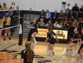 Lady Cats Down Otto-Eldred In District Nine Volleyball Quarterfinals, Will Host A-C Valley In Semis (10/30/19)