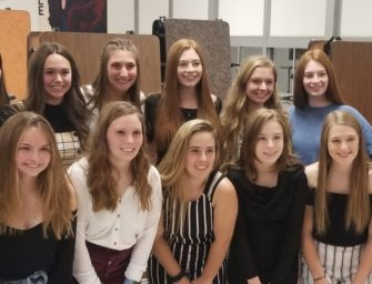 Lady Cats Soccer Team Concludes Season With Annual Banquet (11/04/19)