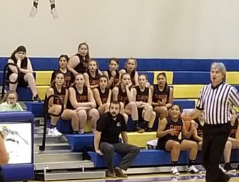 Junior High Lady Cats Basketball Opens Season Strong (11/06/19)