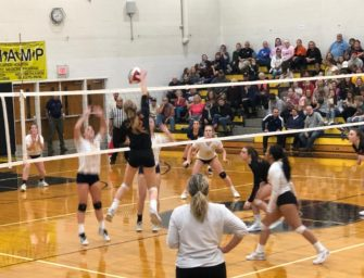 Lady Cats Down Saegertown, Move On To PIAA State Quarterfinals (11/06/19)