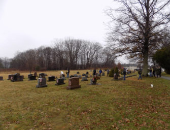 Wreaths Across America Observed At Clarion And Immaculate Conception Cemeteries, Volunteers Lay Over 1,000 Wreaths On Veterans Graves After Stirring Programs (12/16/19)