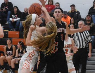 Girls Basketball: Kait Constantino Leads Lady Cats To Victory Over Moniteau (12/14/15)