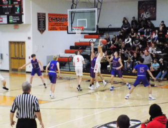 Boys Basketball: Bobcats Drop Close Game To Kane (01/07/20)