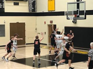 Boys Basketball Roundup: Bobcats Down Forest Area And Venango Catholic (01/11/20)
