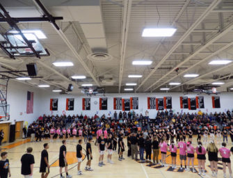 Bobcats Host Keystone In Basketball Double-Header As Part Of Hoops For Hope Cancer Awareness And Fundraiser Program, Over $4,000 Raised (01/26/20)