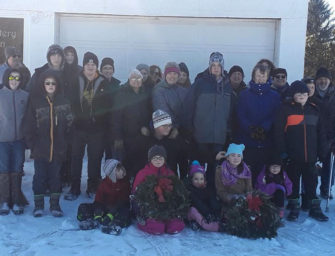 Clarion Wreaths Across America Conducts Wreath Retirement (01/23/20)