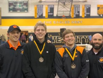 Donovan Edmonds And Cutter Boggess Place At Fred Bell Tournament (01/27/20)