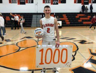 Bobcats Down Cranberry As Cal German Reaches 1,000th Point (02/06/20)