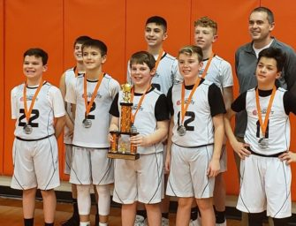 Clarion Comets Take Second Place In Blairsville Tournament (02/25/20)