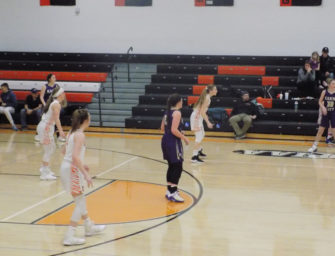 Lady Cats Have Big Game Against Karns City (02/08/20)