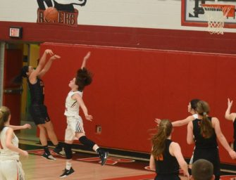 Basketball: Lady Cats Down Brockway (02/12/20)