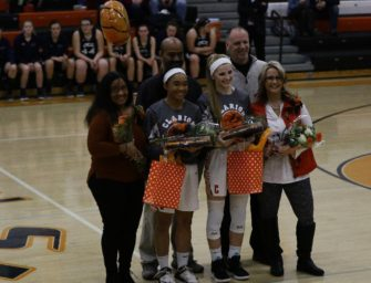 Lady Cats Down DuBois Central Catholic In Senior Night (02/13/20)