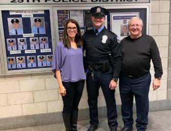 Former Bobcat Football Player, Powerlifter Lewis Armstrong Named Philadelphia Police Department District 25 Officer Of The Month (03/06/20)