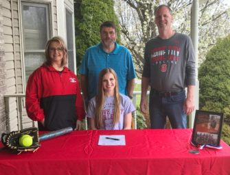 Kait Constantino Continuing Education And Softball Career At Grove City (05/11/2020)