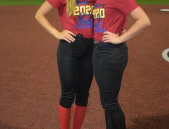 Kait Constantino And Tori Vega Close Out Scholastic Softball Careers In D9 North/South Softball Challenge (07/16/20)