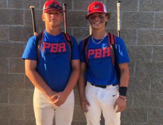 Smail Brothers Members Of Team Pennsylvania In Prestigious 2020 Prep Baseball Report Junior Futures Games (07/31/20)