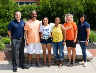 """Kyara """"KK""""Girvan To Continue Volleyball And Academic Career At Penn State DuBois (Posted 08/03/20)"""