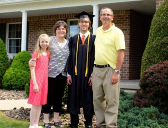 """Nate Datko, Overcoming Obstacles To Find Academic And Athletic Success With The Help Of """"A Village""""(07/24/20)"""